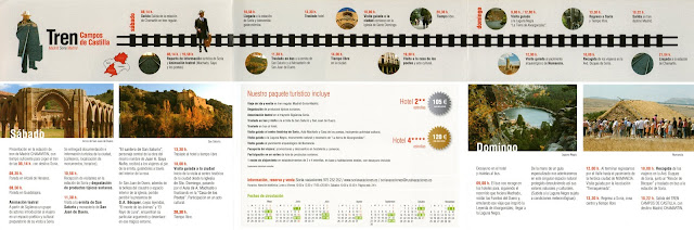 Programa Tren Campos Castilla, Soria