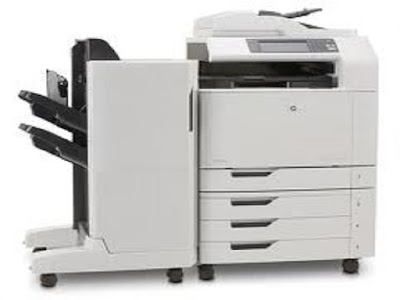 Image HP Color LaserJet CM6040 Printer Driver
