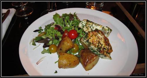 Thon blanc mi-cuit Resto PAN Rue Martel Paris 10
