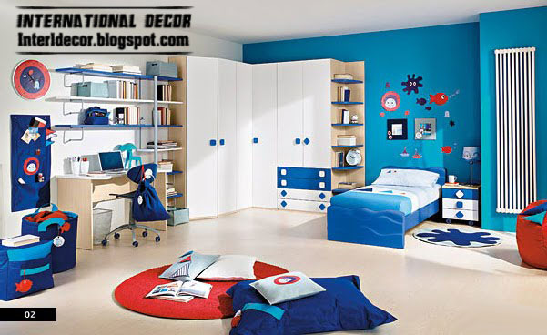 id es couleur peinture chambre d 39 enfant. Black Bedroom Furniture Sets. Home Design Ideas