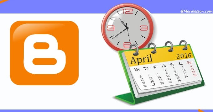 How to Add Last Modified Date in Blogger Posts