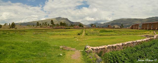 Site inca au Pérou, Raqchi