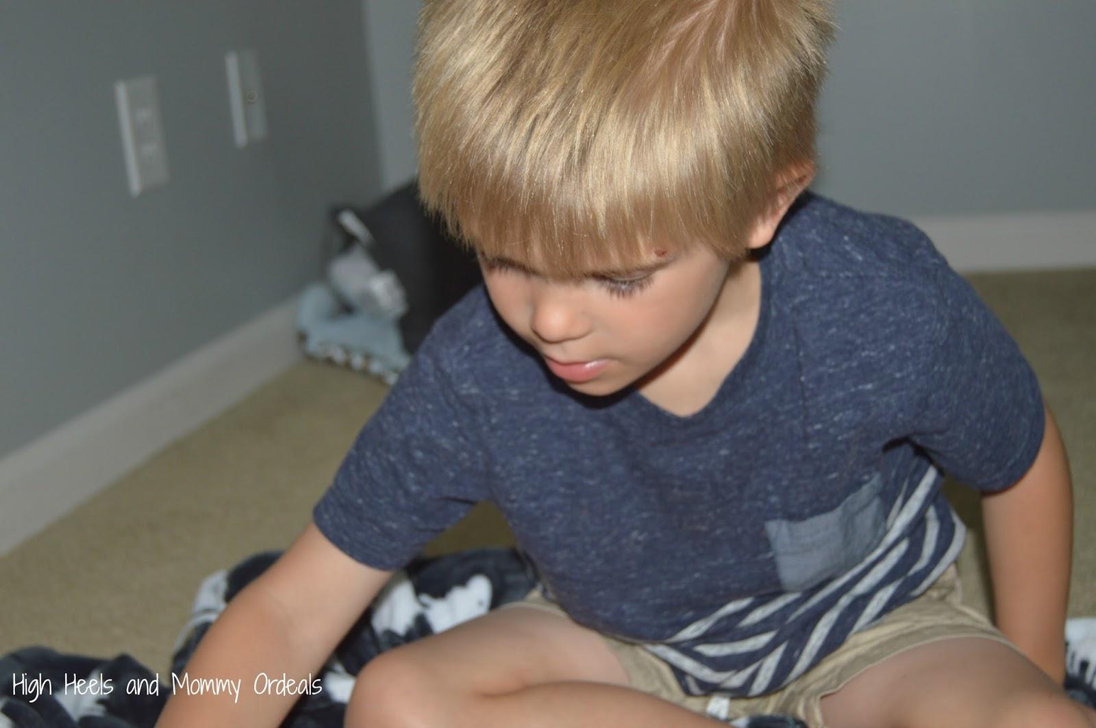 High Heels And Mommy Ordeals Kindergarten Readiness