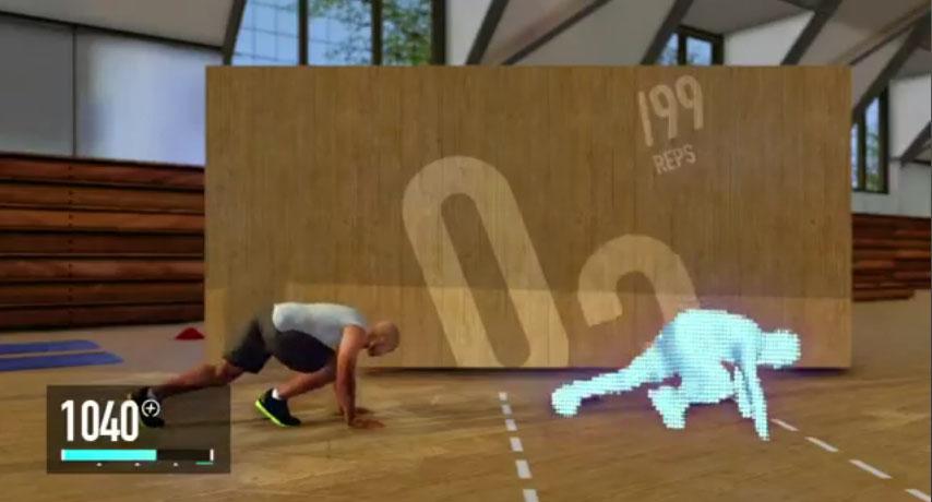 La Union Hace La Fuerza Nike Kinect Training Para Xbox360 Blog