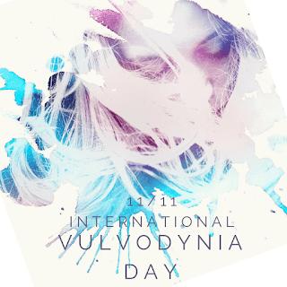 Ho ideato e fondato la Giornata Internazionale della Vulvodinia - il Vulvodynia Day - per sensibilizzare la gente sull'esistenza di questa malattia. Si celebra ogni 11/11
