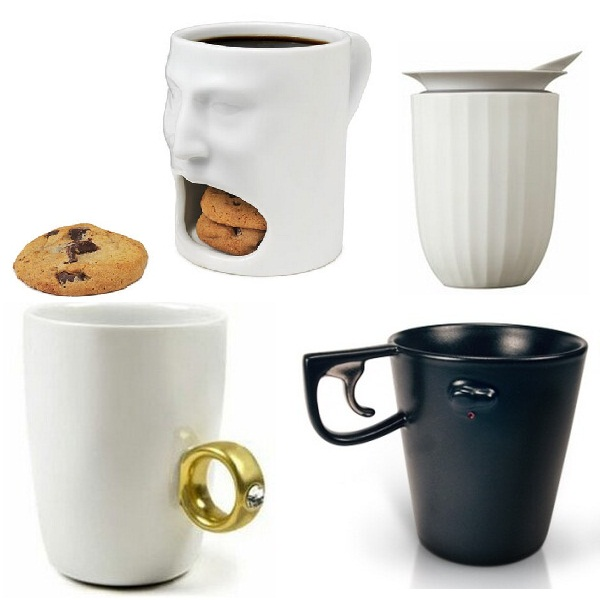 10 Cool And Unusual Mugs Cups For Gifts Bonjourlife