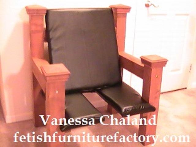 Amusing bdsm queening stool shall