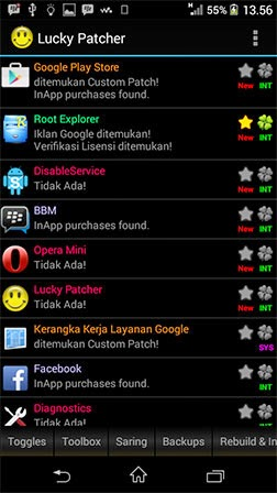 Lucky Patcher v 6.2.2 Apk Terbaru