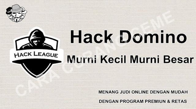 Hack Domino Murni Kecil Murni Besar