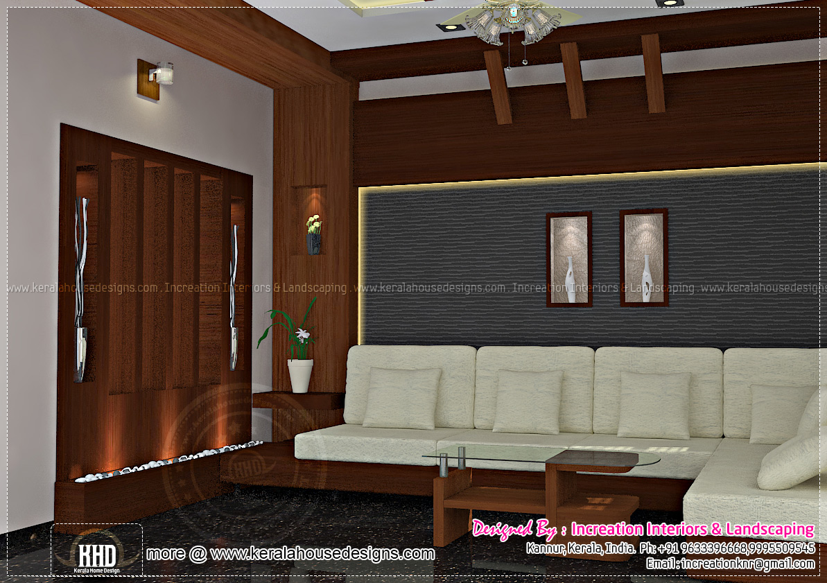 Interior Designs By Increation Kannur Kerala Kerala Home Design And Floor Plans