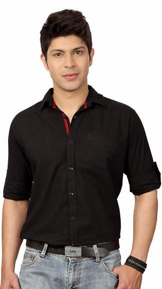 Rs. 279, Suspense Black Shirts Paytm offer