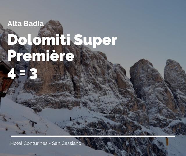 Prima Neve Dolomiti