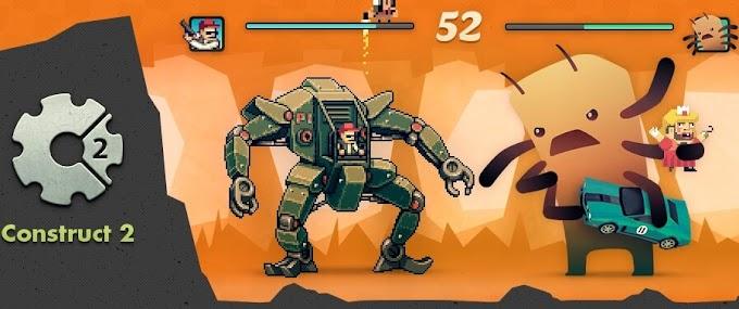 Construct 2 - Μάθε να φτιάχνεις παιχνίδια χωρίς γνώσεις προγραμματισμού!