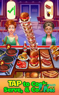 Cooking Craze A Fast And Fun Restaurant Chef Game Mod APK