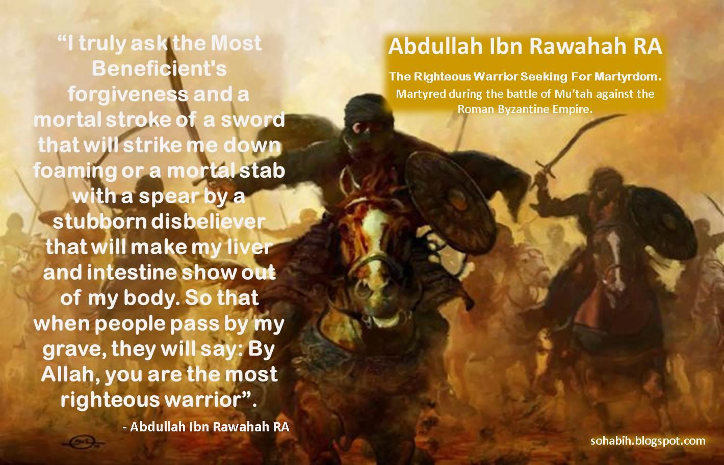 THE COMPANION: Abdullah ibn Ra...