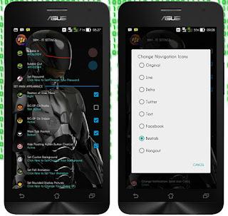 BBM Full Transparan Terbaru V2.12.0.9 + Dual BBM