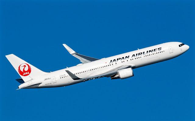 boeing 767-300er japan airlines