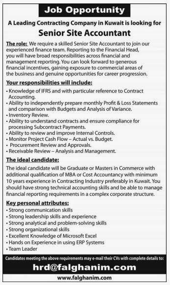 Jobs in Kuwait