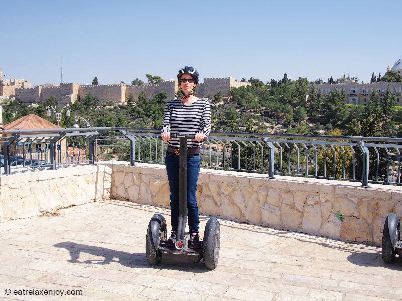 A Segway Tour of Jerusalem
