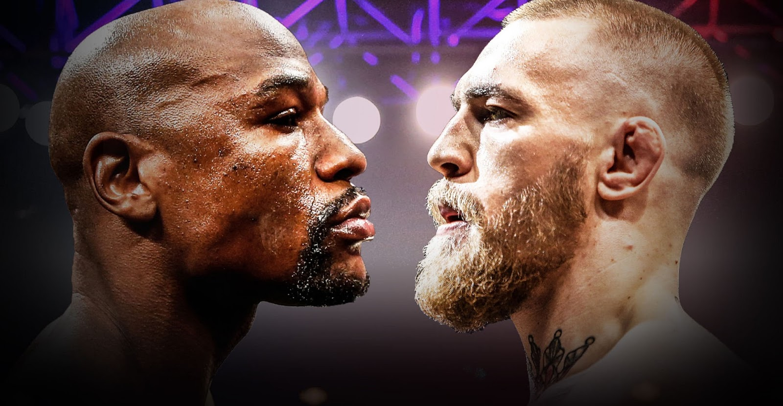 FLOYD MAYWEATHER VS. CONOR MCGREGOR 20