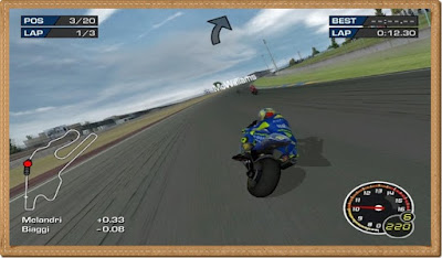 MotoGP 3 Game PC Gameplay