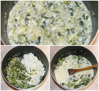 compozitie pentru placinta cu praz, praz cu branza oua si iaurt, retete culinare, cum facem compozitia umplutura pentru placinta cu praz,