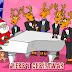 Animación Navidad: Cantan los renos de Santa
