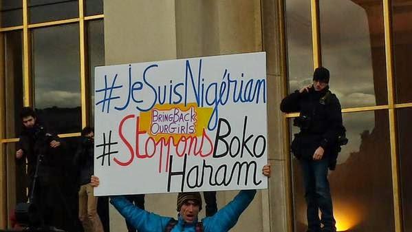 jesuis nigerian