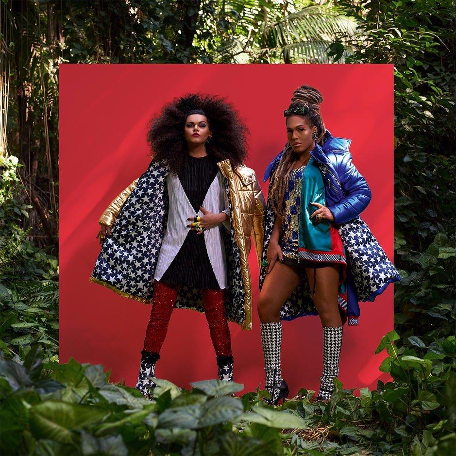 'Bixa não machuca mais', diz vocalista de As Bahias e a Cozinha Mineira