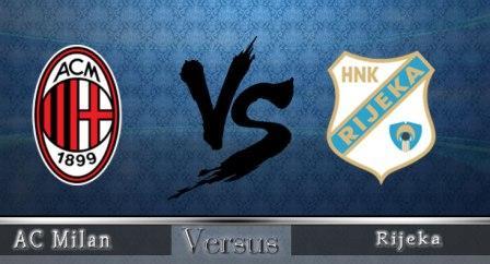 Prediksi Milan vs Rijeka