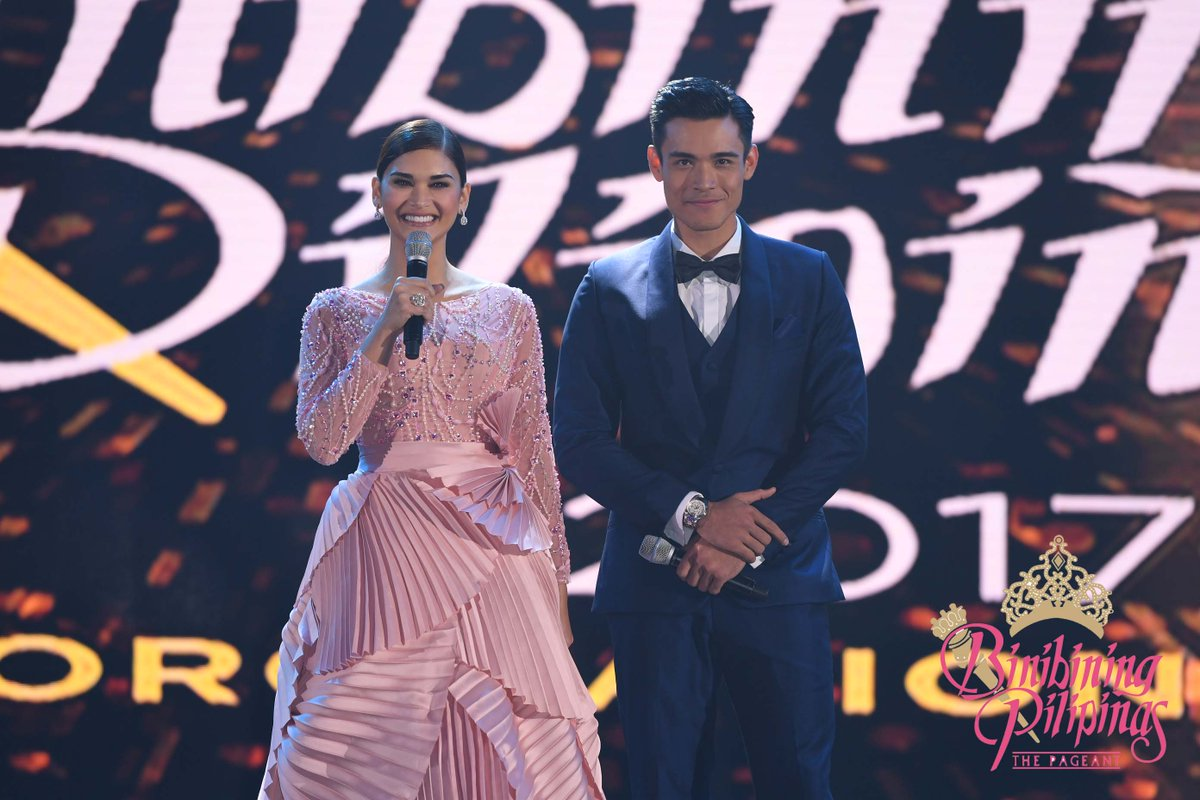 Miss Universe 2015 Pia Wurtzbach and Xian Lim