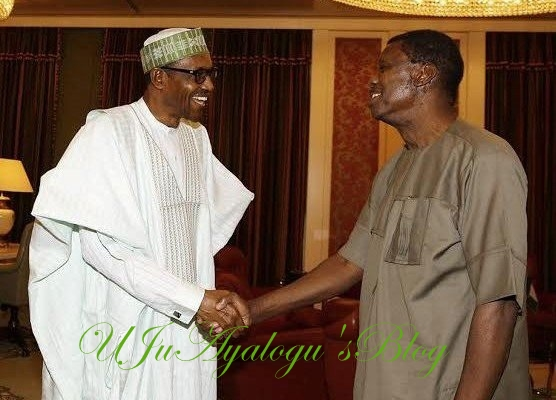 Buhari: Adeboye prays for Nigeria's president amid death rumors