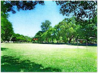 Praça Franklin Peres - Vila Assunção, Porto Alegre