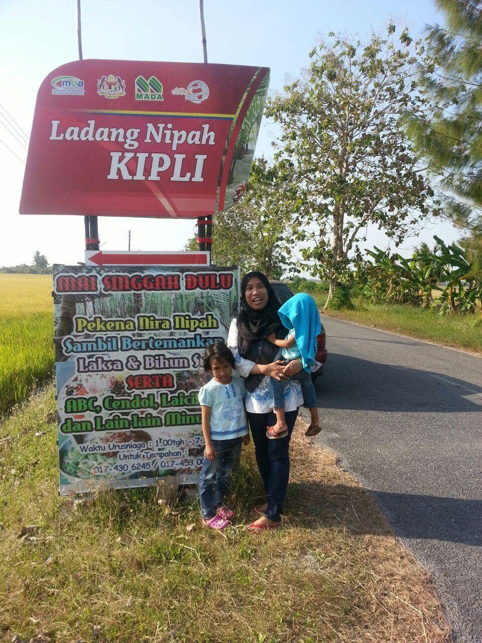 Nira Nipah Kipli (part 2)