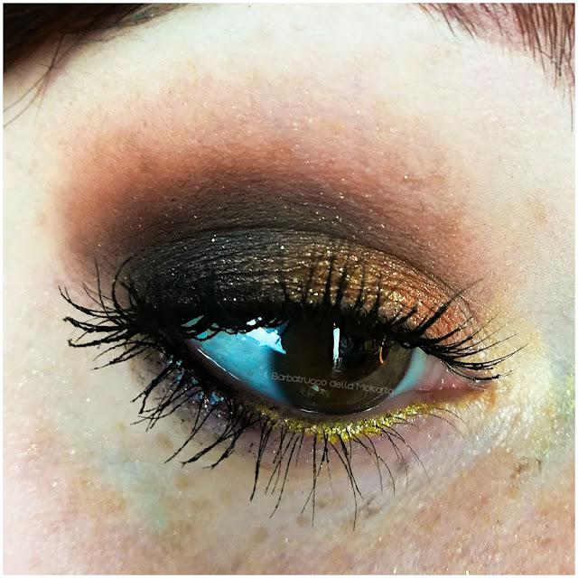 eyeshadow eye  libre professional makeup