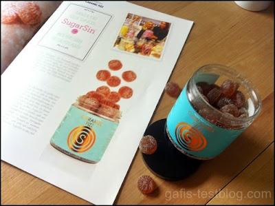 FOODIST Magazin und Caramel Fizz