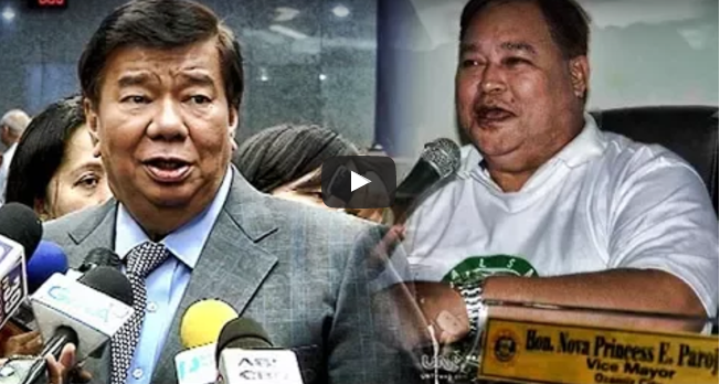 SHOCKING: Sabwatan Ni Senator Drilon At Mayor Parojinog Bistado