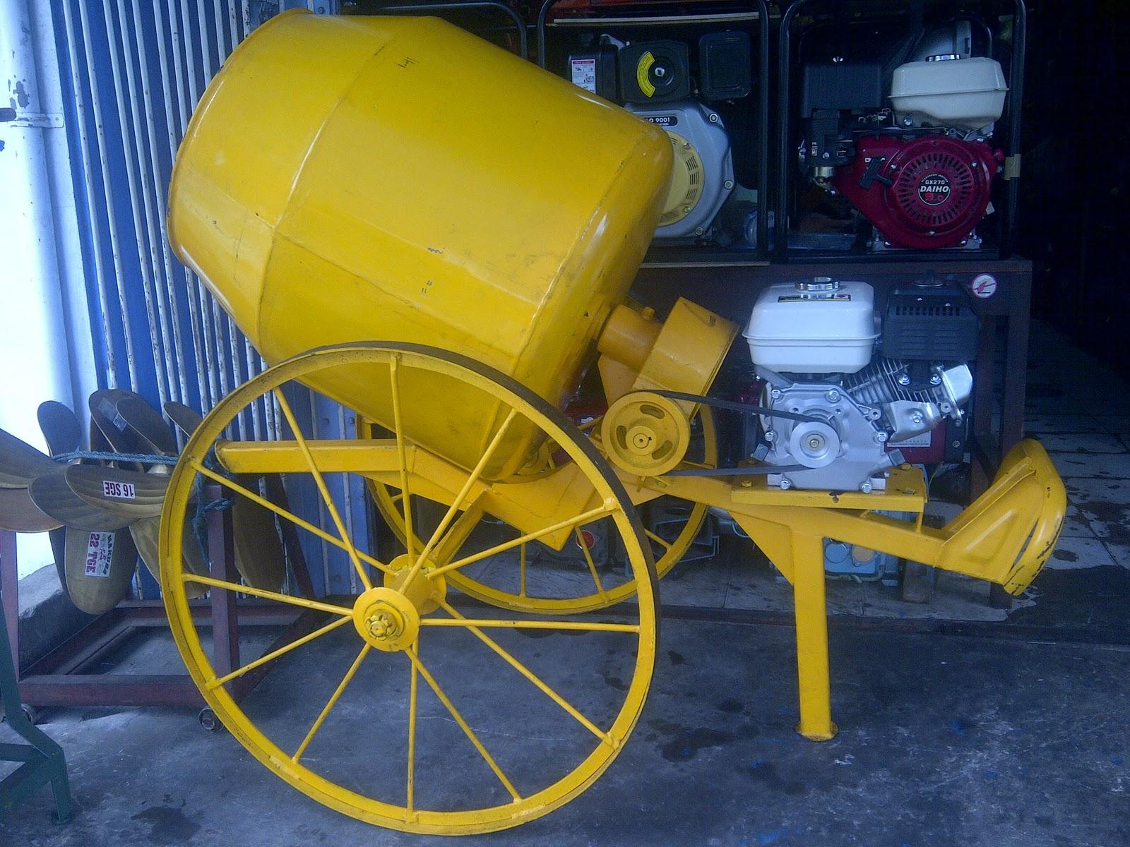 Beton Molen Kecil - Toko Mesin Online Subur Jaya Abadi