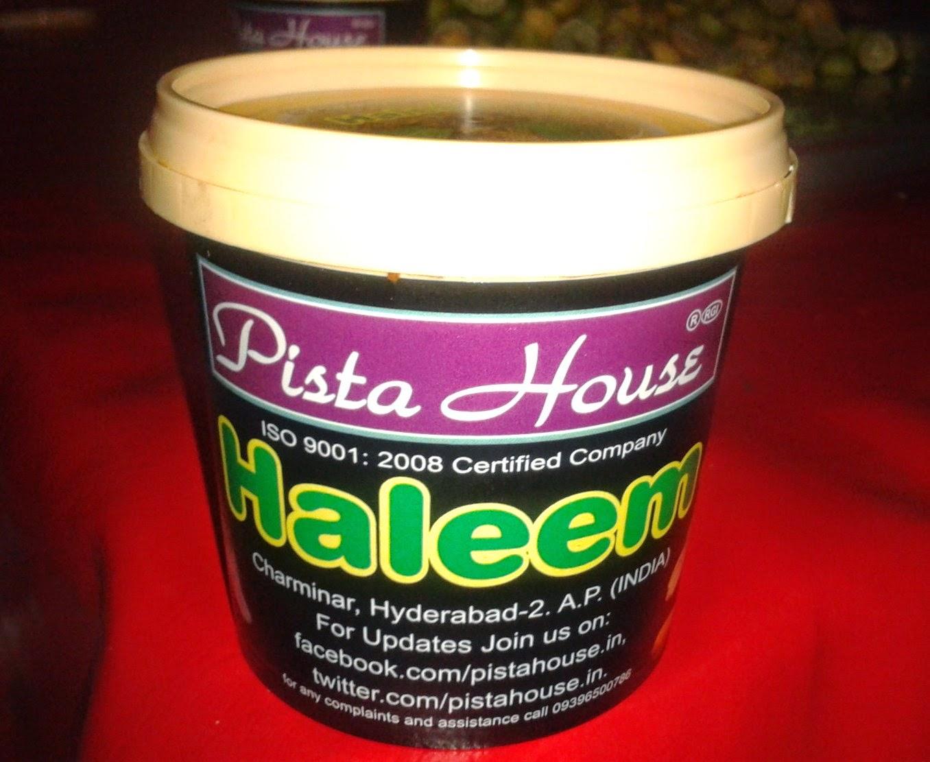 Haleem Pista House