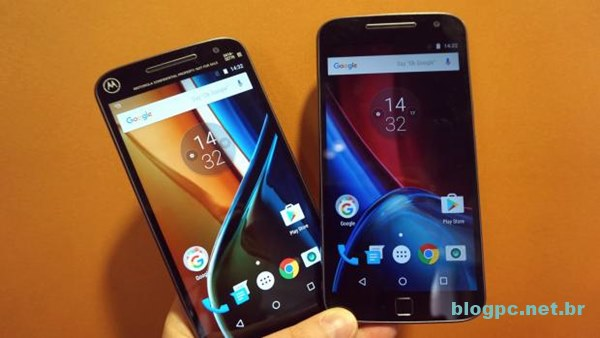 Comparativo: Moto G4 vs Moto G4 Plus