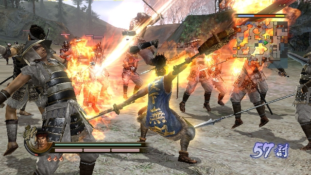 Download Samurai Warriors 2 PC Games Gameplay