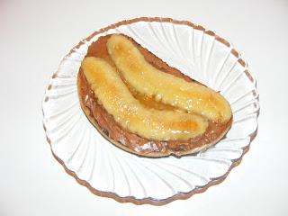 Sandwich cu banane si fineti retete culinare,