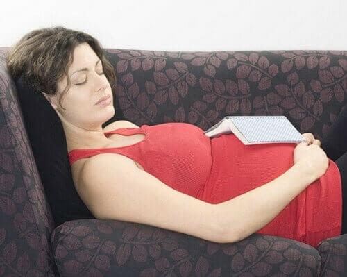 علامات الحمل