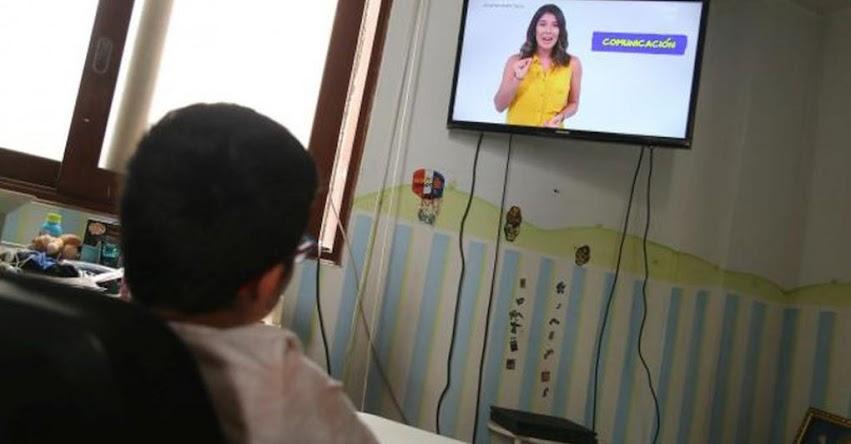 APRENDO EN CASA: Programación del Martes 30 de Junio al Viernes 3 de Julio - TV Perú y Radio - www.aprendoencasa.pe