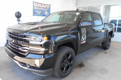 Chevrolet Special Edition Silverado Trucks Are Exclusively At Graff Bay City