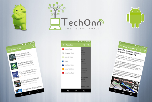 We Have Launched Our Android App | TechOnn