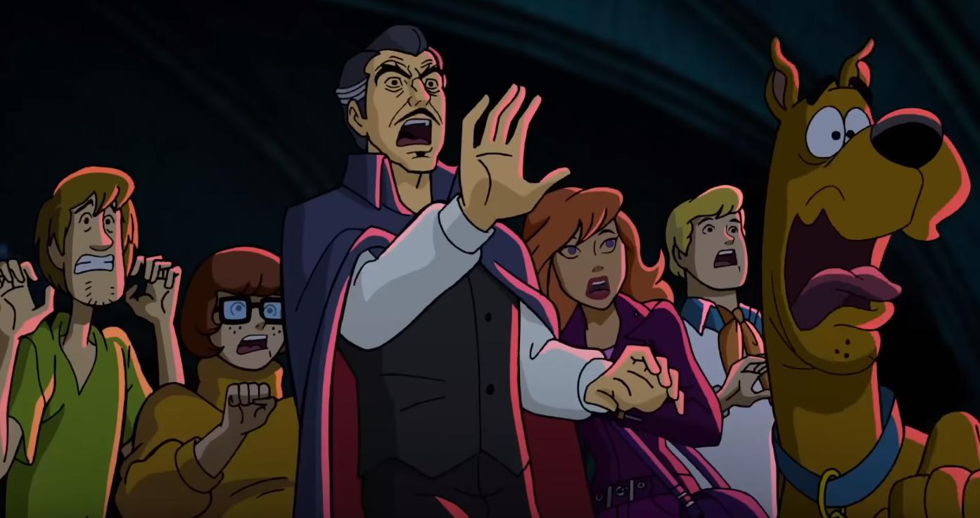 Scooby Doo Quando Os Monstros Sao Reais Super Review Time