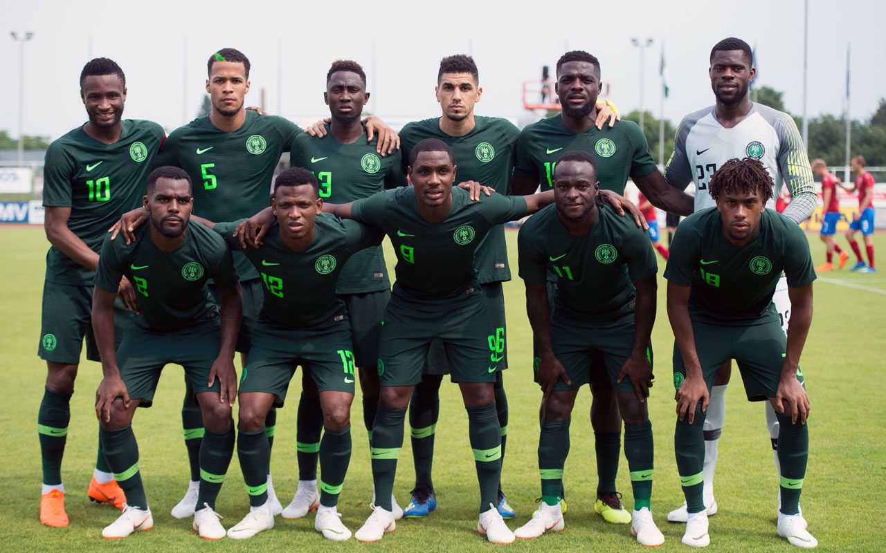 The Friendly Match Between The Super Eagles Of Nigeria And The Lone Stars Of Liberia Scheduled For September  Today Is To Kick Off At Pm Wat