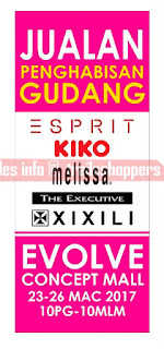 Evolve Branded Warehouse Sale Esprit Kiko
