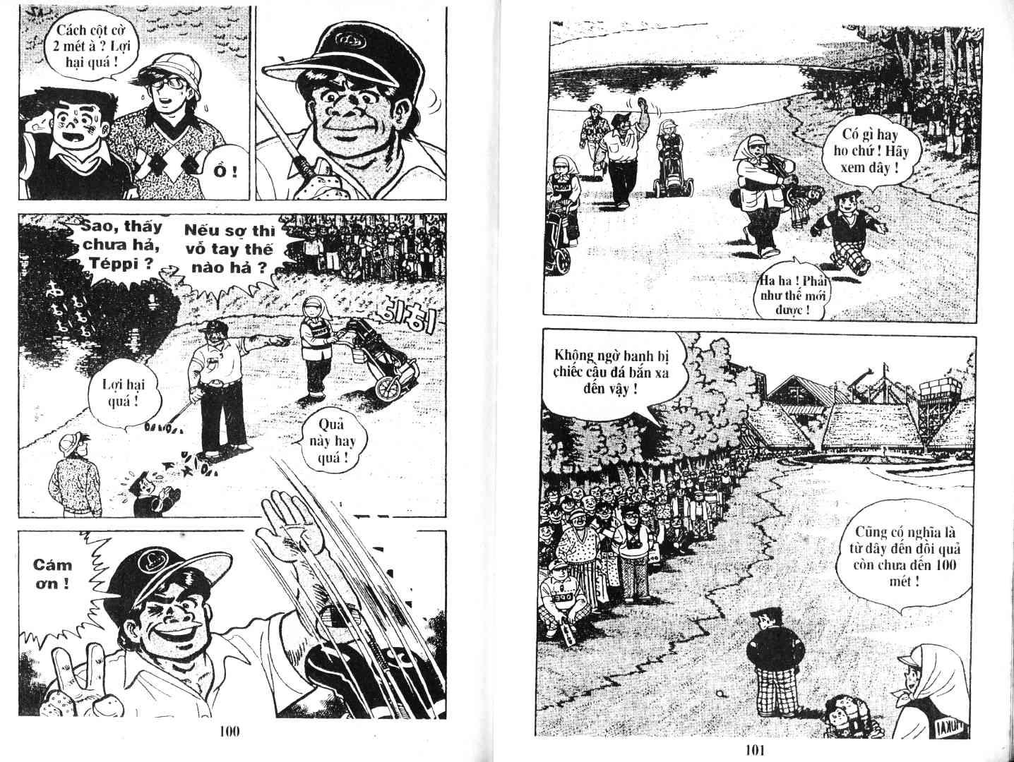 Ashita Tenki ni Naare chapter 43 trang 47